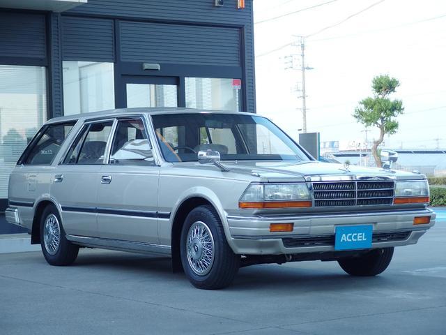 「日産」「グロリアワゴン」「ステーションワゴン」「静岡県」の中古車10