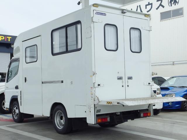 ウォークスルーバン パワーゲート 4WD 冷蔵器付き積載1t(7枚目)