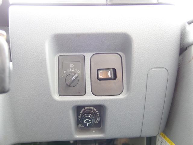 ウォークスルーバン パワーゲート 4WD 冷蔵器付き積載1t(19枚目)
