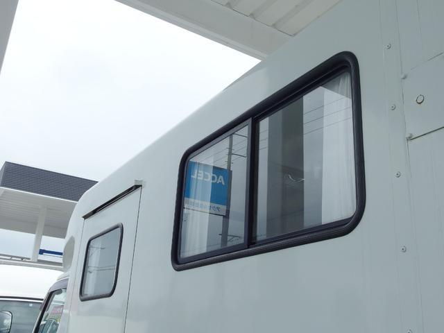 ウォークスルーバン パワーゲート 4WD 冷蔵器付き積載1t(20枚目)
