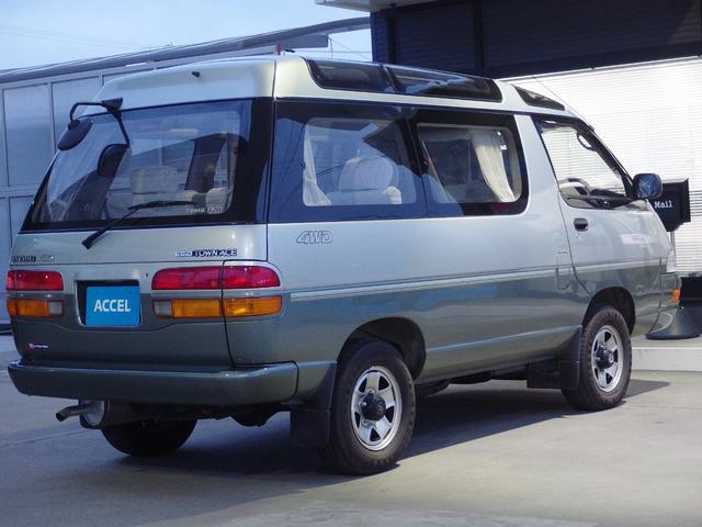 「トヨタ」「タウンエースワゴン」「ミニバン・ワンボックス」「静岡県」の中古車9