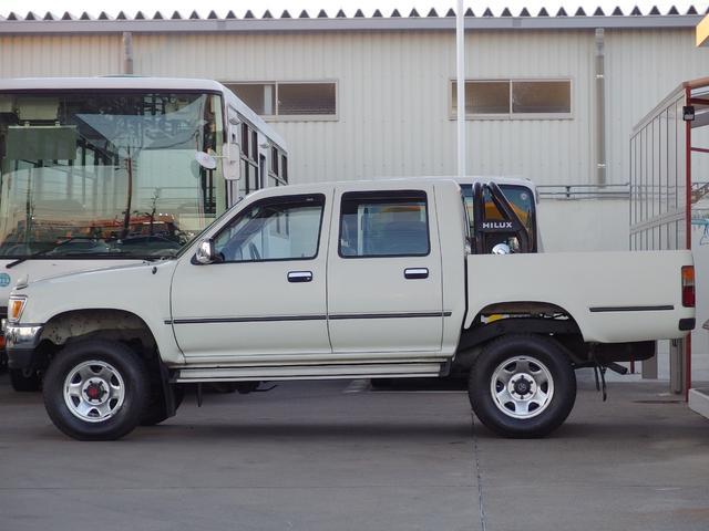 「トヨタ」「ハイラックスピックアップ」「SUV・クロカン」「静岡県」の中古車7