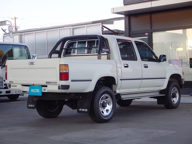 「トヨタ」「ハイラックスピックアップ」「SUV・クロカン」「静岡県」の中古車10
