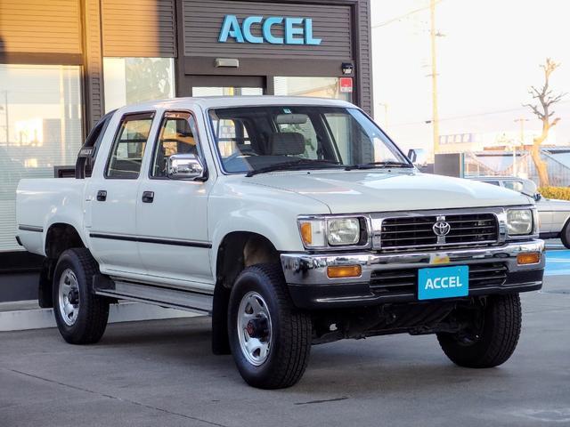 「トヨタ」「ハイラックスピックアップ」「SUV・クロカン」「静岡県」の中古車12
