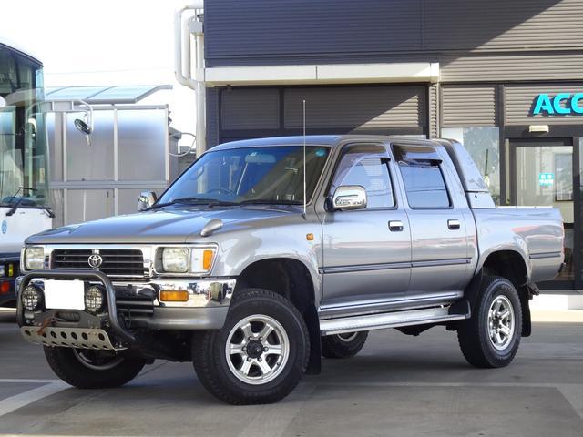 「トヨタ」「ハイラックスピックアップ」「SUV・クロカン」「静岡県」の中古車8