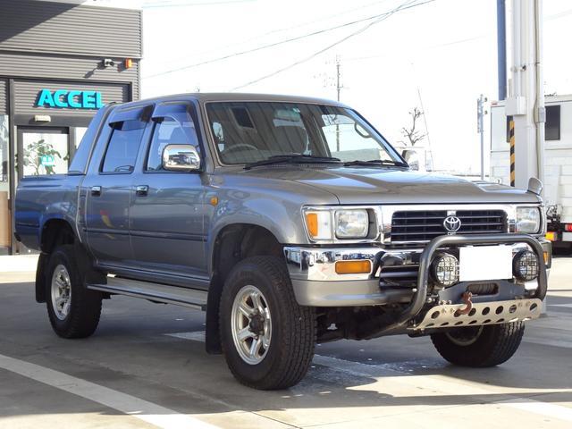「トヨタ」「ハイラックスピックアップ」「SUV・クロカン」「静岡県」の中古車14