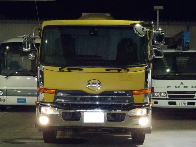ミキサー車 カヤバMR45 積載10,860Kg 8.9立米(7枚目)