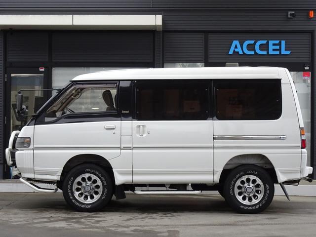 「三菱」「デリカスターワゴン」「ミニバン・ワンボックス」「静岡県」の中古車7