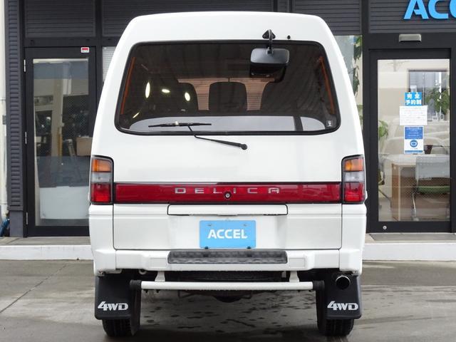 「三菱」「デリカスターワゴン」「ミニバン・ワンボックス」「静岡県」の中古車9