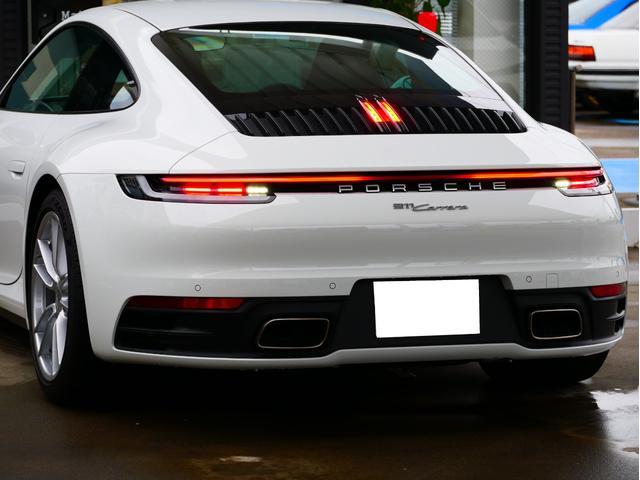 911カレラ 992型 8速PDK 1オーナー 2020モデル 前後社外ドラレコ(17枚目)