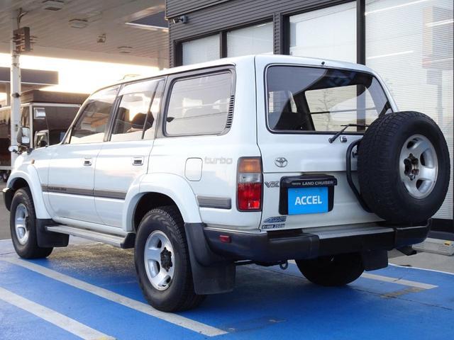 「トヨタ」「ランドクルーザー80」「SUV・クロカン」「静岡県」の中古車10