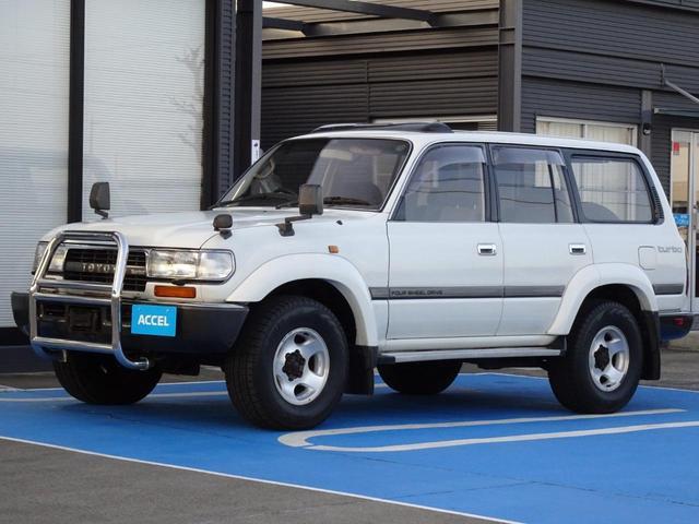 「トヨタ」「ランドクルーザー80」「SUV・クロカン」「静岡県」の中古車14