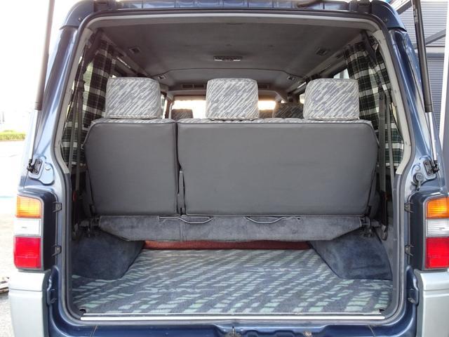 ジャスパー 特別仕様車 P25W 4D56エンジン ディーゼルターボ 4WD AT車 寒冷地仕様車 標準エアロルーフ 5ナンバー タイミングベルト交換済み(30枚目)