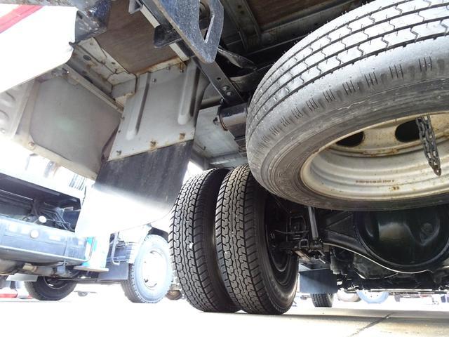 DX ウォークスルーバン フルタイム4WD 積載1.25t コラム5速 タイベル交換済み ディーゼル 原動機5L 車両総重量3,530Kg NOx・PM適合 移動販売車 キッチンカー キャンピング ベース車(20枚目)