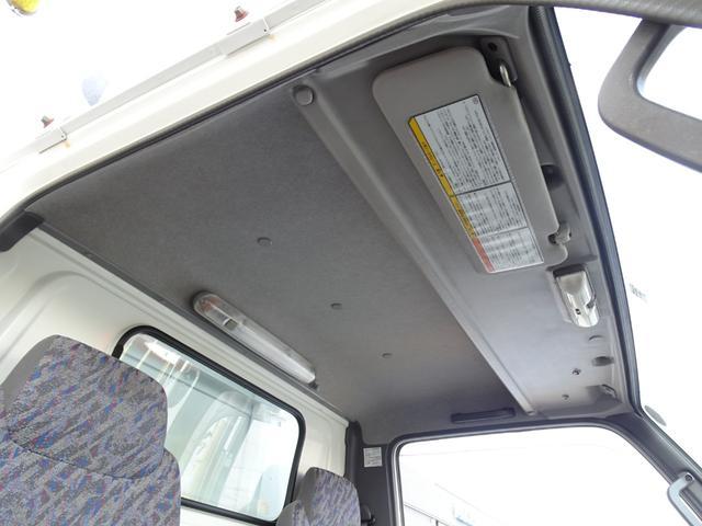 荷台発電機搭載 パネルバン 新明和すいちょくゲート 最大昇降荷重600Kg 左サイドドア 荷台エアコン・換気扇 実走行 荷台床鉄板張り 記録簿有り 5MT・3ペダル NOx・PM適合(54枚目)