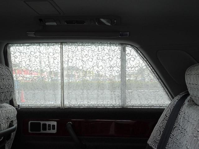コラムシフト 後期型 GZG50 コラム6速AT フェンダーミラー LEDテール 鸞鳳らんぽうグロリアスグレーメタリック ウールファブリックシート 禁煙車 Bカメラ スペアキー リアカーテン ハーフシートカバー(29枚目)