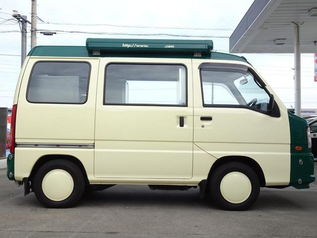 移動販売車 キッチンカー 加工車登録 軽自動車 8ナンバー シンク オーブン サイドオーニング 1人乗り(13枚目)