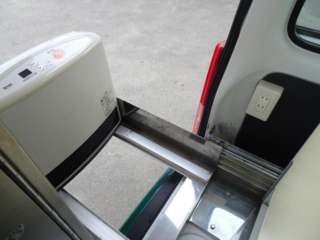 移動販売車 キッチンカー 加工車登録 軽自動車 8ナンバー シンク オーブン サイドオーニング 1人乗り(32枚目)
