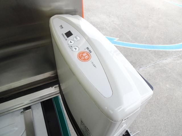 移動販売車 キッチンカー 加工車登録 軽自動車 8ナンバー シンク オーブン サイドオーニング 1人乗り(34枚目)