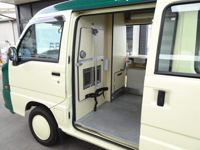 移動販売車 キッチンカー 加工車登録 軽自動車 8ナンバー シンク オーブン サイドオーニング 1人乗り(42枚目)