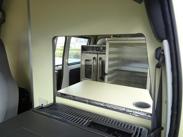 移動販売車 キッチンカー 加工車登録 軽自動車 8ナンバー シンク オーブン サイドオーニング 1人乗り(44枚目)