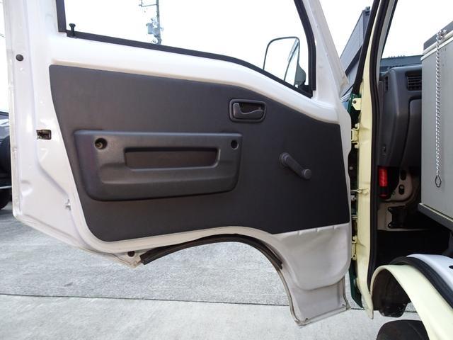 移動販売車 キッチンカー 加工車登録 軽自動車 8ナンバー シンク オーブン サイドオーニング 1人乗り(52枚目)