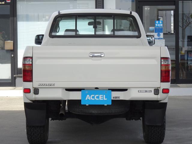 エクストラキャブ ワイド 後期最終型 LN172H ディーゼル 5MT 4WD ABS 1ナンバー タイミングベルト交換済み 原動機5L ノーマル車両 BFグッドリッチATタイヤ 集中ドアロック フロントガラス新品交換済み(13枚目)