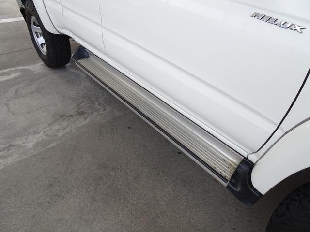 エクストラキャブ ワイド 後期最終型 LN172H ディーゼル 5MT 4WD ABS 1ナンバー タイミングベルト交換済み 原動機5L ノーマル車両 BFグッドリッチATタイヤ 集中ドアロック フロントガラス新品交換済み(27枚目)