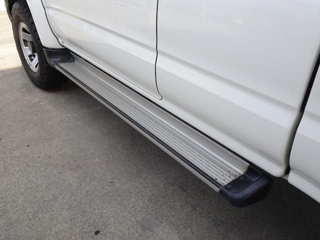 エクストラキャブ ワイド 後期最終型 LN172H ディーゼル 5MT 4WD ABS 1ナンバー タイミングベルト交換済み 原動機5L ノーマル車両 BFグッドリッチATタイヤ 集中ドアロック フロントガラス新品交換済み(32枚目)