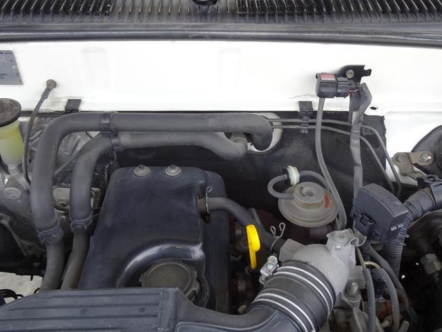 エクストラキャブ ワイド 後期最終型 LN172H ディーゼル 5MT 4WD ABS 1ナンバー タイミングベルト交換済み 原動機5L ノーマル車両 BFグッドリッチATタイヤ 集中ドアロック フロントガラス新品交換済み(39枚目)