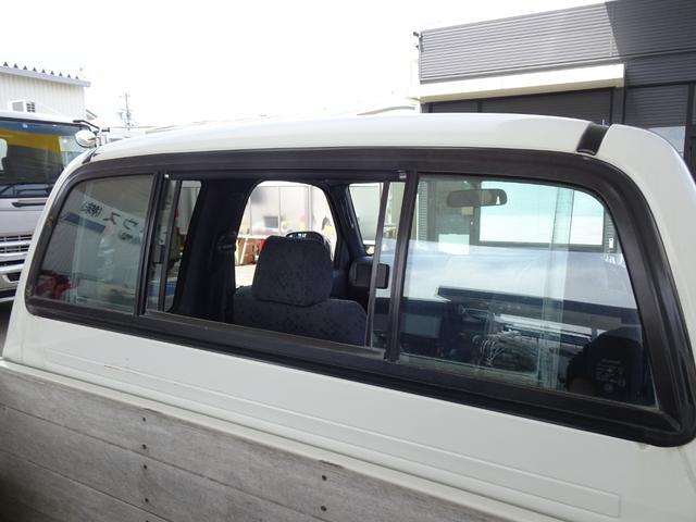 エクストラキャブ ワイド 後期最終型 LN172H ディーゼル 5MT 4WD ABS 1ナンバー タイミングベルト交換済み 原動機5L ノーマル車両 BFグッドリッチATタイヤ 集中ドアロック フロントガラス新品交換済み(57枚目)