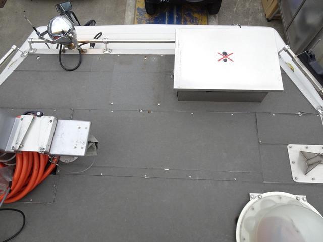 屋根上滑り止め加工