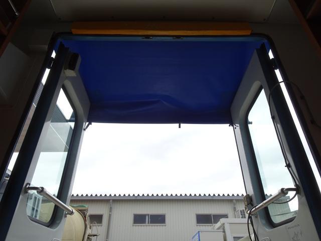 元図書館車 ウォークスルーバン ベース車 移動販売車 キッチンカー キャンピング 事務室車 左折戸ドア 天窓 FFヒーター 車載拡声器 リア車椅子リフト 常時バックカメラ 5MT NOx・PM適合(25枚目)