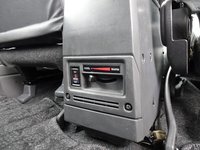 リアヒーター付き 寒冷地仕様車