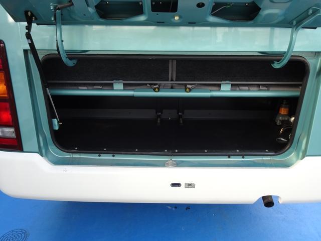 SX 26人乗り ワンオーナー 実走行5,520Km 自動スイングドア AT車 ABS付き TD42ディーゼル ビニールレザーシート NOx・PM適合(15枚目)