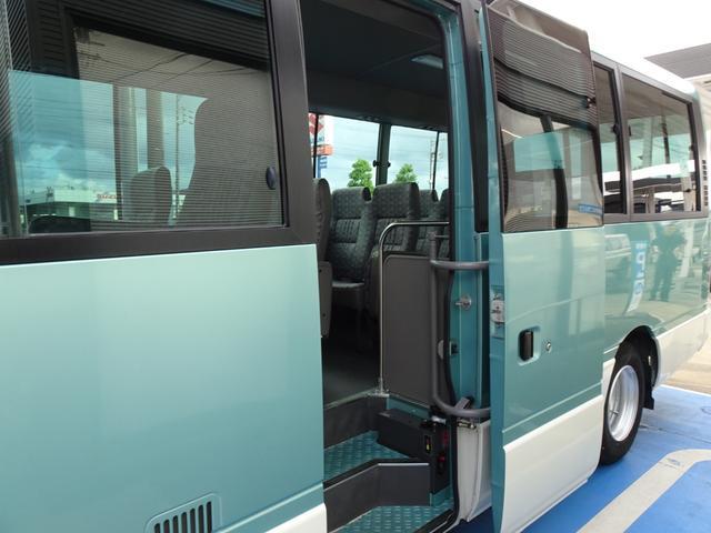 SX 26人乗り ワンオーナー 実走行5,520Km 自動スイングドア AT車 ABS付き TD42ディーゼル ビニールレザーシート NOx・PM適合(31枚目)