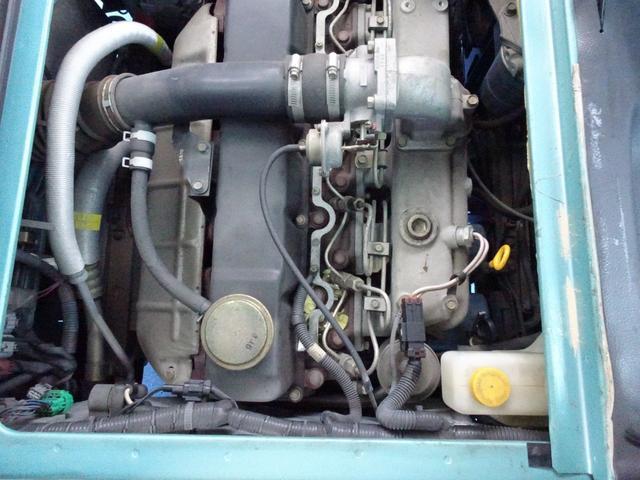 SX 26人乗り ワンオーナー 実走行5,520Km 自動スイングドア AT車 ABS付き TD42ディーゼル ビニールレザーシート NOx・PM適合(39枚目)