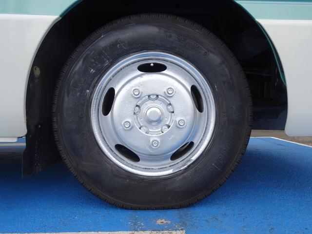 SX 26人乗り ワンオーナー 実走行5,520Km 自動スイングドア AT車 ABS付き TD42ディーゼル ビニールレザーシート NOx・PM適合(40枚目)
