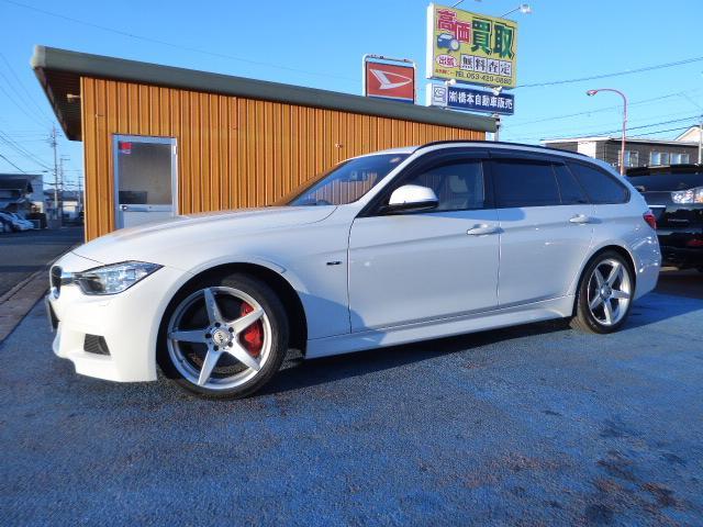 BMW3シリーズ入荷