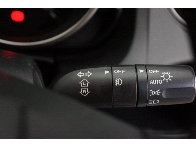 オートライトも付いています!夜間の時間帯になると自動でヘッドライトを点灯!!かなり便利な機能です!!