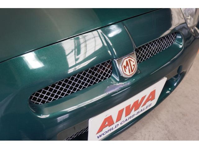 「MG」「MGF」「オープンカー」「静岡県」の中古車24