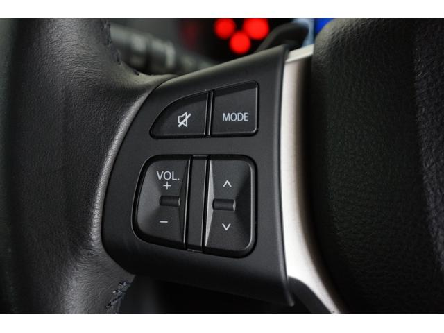 【ステアリングスイッチ】オーディオの簡単な操作ならこちらのハンドルにあるスイッチでOK!視点を変えることなく調整できます!