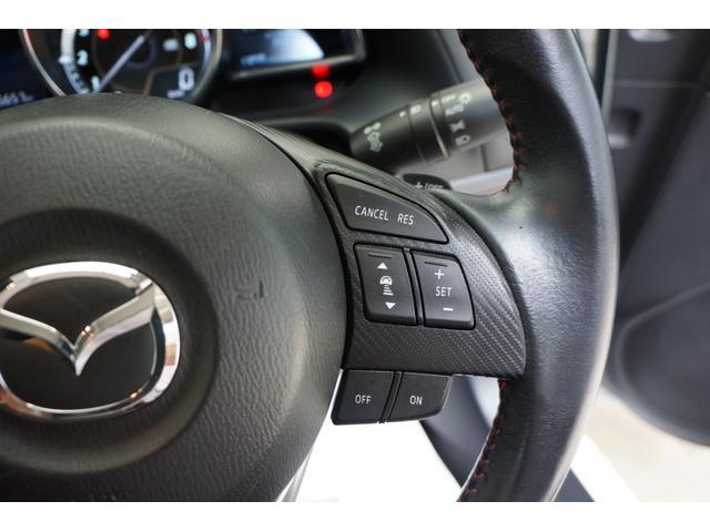 【クルーズコントロール】アクセルペダルを踏まずに設定した車速を保つ事が出来ます。高速運転やロングドライブで活躍します