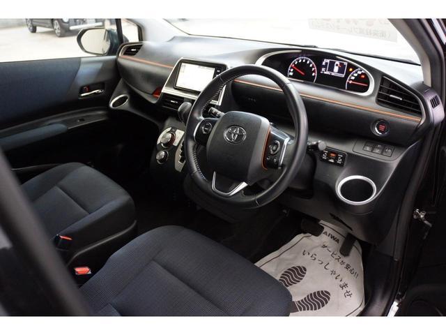 G トヨタセーフティセンス・純正SDナビ・フルセグTV・バックカメラ・両側パワースライドドア・スマートキー・ETC・シートヒーター(13枚目)