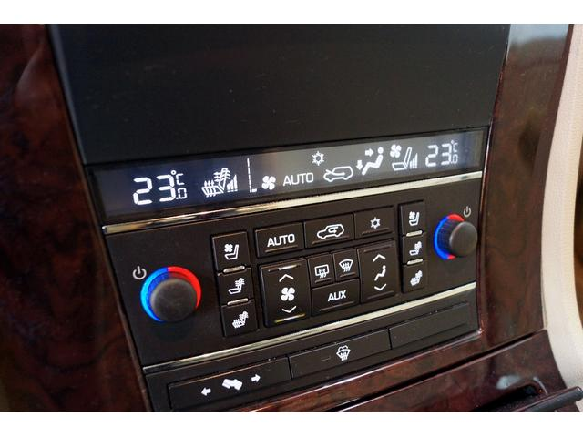キャデラック キャデラック エスカレード クライメートPKG 4WD HDDナビ地デジ パワーステップ
