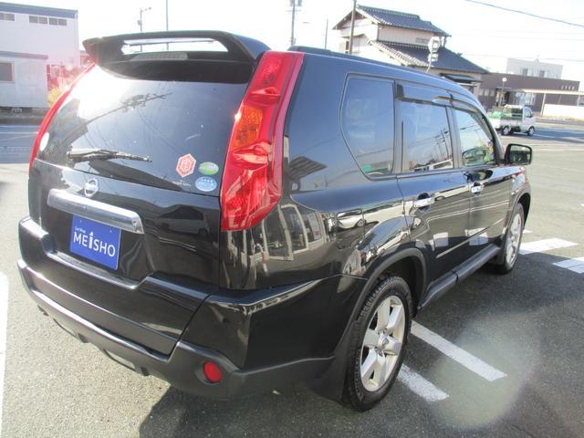 「日産」「エクストレイル」「SUV・クロカン」「静岡県」の中古車4