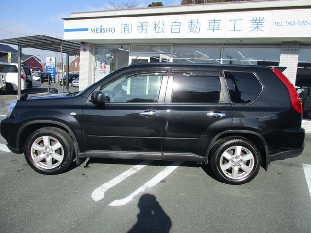 「日産」「エクストレイル」「SUV・クロカン」「静岡県」の中古車7