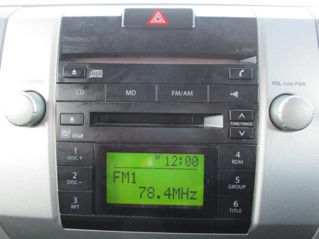 スズキ ワゴンR FX-Sリミテッド 純正アルミ CD キーレス ベンチシート