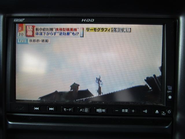 15M プラスナビHDD SP インテリキー 地デジTV(13枚目)
