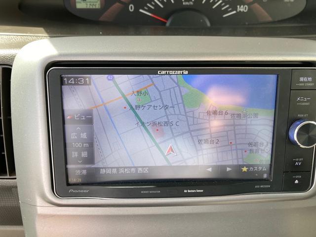 X ナビTV付き WエアB ABS 電格ミラー 衝突安全ボディ(4枚目)